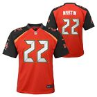 Doug Martin Tampa Bay Buccaneers NFL Nike Youth Red  Game Jersey $18.74 USD on eBay