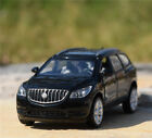 1:43 BUICK Enclave SUV Alloy Car Model  Kids Toy Vehicles