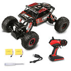 4WD RC Monster Truck Off-Road Vehicle 24G Remote Control Buggy Crawler Car RB
