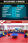 Pre-order pick up decent professioal unique Indoor Ping Pong Table Tennis Table