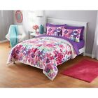 Full/Queen Or Twin XL Your Watercolor Floral Comforter Set image