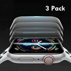 Apple Watch Series 6 5 3 SE 3D Edge Tempered Glass Full Screen Protector 40/44mm <br/> 9H HARDNESS - BORDER COVERAGE - BIG DEALS 60% OFF