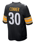 Men's Pittsburgh Steelers 30# James Conner 2018 Football Jersey S-3XL