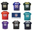 CLEARANCE NFL football Pet / Dog / Cat Jerseys Various Sizes and Teams Available $13.65 USD on eBay
