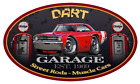 1969 Dodge Dart Hardtop Garage Sign Wall Art Graphic Sticker $19.0 USD on eBay