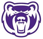 ncaa0802 Central Arkansas Bears head Die Cut Vinyl Graphic Decal Sticker NCAA
