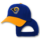 Los Angeles Rams Cap LA Hat Embroidered Game Men Home Adjustable Curved