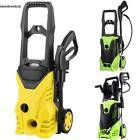 High Power Electric High Pressure Washer Dual Sprayer Cleaner Machine US Top