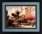 Art By Thomas Hart Benton Framed Print 20x15 Inches