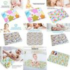 Baby Infant Diaper Nappy Urine Mat Kid Waterproof Bedding Changing Pad