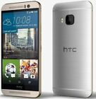 Htc One M9 32gb At&t Unlocked 4g Lte Mobile Phones Grey - Gold - Silver / Gold