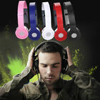 New Over Ear Kids Adults Foldable Headphones Headsets For iPhone iPod Kindle