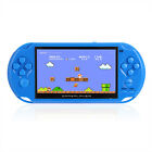 "5"" X9 Handheld Video Game Console 32bit 300 Free Retro Games 3.0MP Camera USPS"