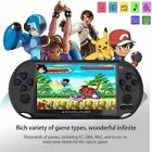 "5"" X9 Handheld Video Game Console 32bit 1000 Free Retro Games 3.0MP Camera USPS"