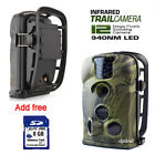 Original LTL- 5210A 12MP Hunting Trail Scouting Game Camera 940NM+8G Card GiftGame & Trail Cameras - 52505