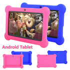 """7"""" Google Android Tablet Pc 16gb Wifi Quad Core Dual Camera For Kids Game Gifts"""