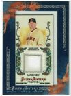 2011 2012 2013 Topps Allen Ginter Framed Mini Relic Auto 1/1 RC Jersey Plate
