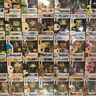 Funko Pop! Vinyl- Disney•Exclusive• Chase•Vaulted•SDCC•ECCC•L.E.