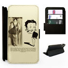 Vintage Betty Boop Helen Kane Flip Phone Cover Case Faux Leather Wallet Style £9.85 GBP on eBay