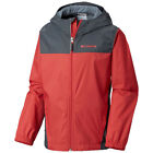 "Внешний вид - New Boys Youth Columbia ""Raincreek Falls"" Omni-Shield Rain Wind Jacket Toddler"
