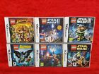 Ds Lego Game Series
