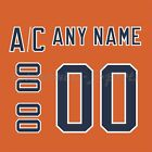 New York Islanders 2002 2007 Vintage 3rd Jersey Customized Number Kits un sewn