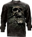 Breakthrough Skull Adult Unisex Longsleeve Top The Mountain