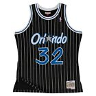 M & N NBA Orlando Magic Shaquille O'Neal #32 Alt HWC Swingman Jersey (1994-95) on eBay