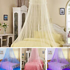 Elegant Lace Mosquito Bed Canopy Netting Curtain Round Dome Net Bedding Sweet image