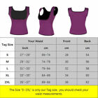 Hot Sweat Slimming Vest Body Shaper For Women Tummy Belly Fat Burner Shapewear