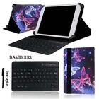 "LEATHER STAND COVER CASE + Bluetooth Keyboard For 8"" 9.7"" 10.1"" CHUWI Tablet"
