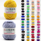 42 colors Soft cotton Yarn lot of hand-woven Bamboo Crochet Baby Knitting Wool