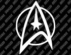 Star Trek-Starfleet Command Decal FREE US SHIPPING on eBay