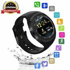 Waterproof Bluetooth Smart Watch For Android IOS iPhone Samsung LG Huawei Xiaomi