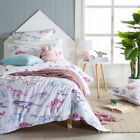 New Kids by Pillow Talk Dino Purple Quilt Cover Set