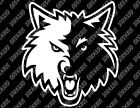 Minnesota Timberwolves v1 Decal FREE US SHIPPING on eBay