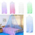 Stylish Round Lace Insect Bed Canopy Netting Curtain Dome Mosquito Net Home Room image