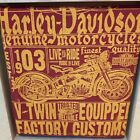 Harley-Davidson Ramstein kurzarm T-Shirt weinrot in S small