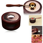 Внешний вид - Wooden Wax Seal Stamp Warmer Melting Spoon Stamp Melting Furnace Stove Pot Set