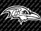 Baltimore Ravens v1 Decal FREE US SHIPPING on eBay