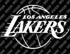 Los Angeles Lakers v2 Decal FREE US SHIPPING on eBay