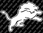 Detroit Lions v2 Decal FREE US SHIPPING on eBay