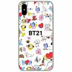 BTS BT21 Kpop Bangtan Boys hard case cover for phone models Huawei iPhone Galaxy
