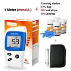 Blood Sugar Meter Glucose Monitoring Portable Diabetic Device Medical Health Use
