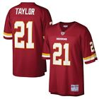 Sean Taylor Washington Redskins NFL Mitchell & Ness Maroon 2007 Legacy Jersey