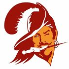 Tampa Bay Buccaneers Retro Vintage Full Color Vinyl Decal / Sticker 4 Sizes on eBay