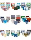 Внешний вид - NWT Gymboree Boys Briefs Seven Pack Underwear Size 2T - 3T  4 5-6  7-8 10-12