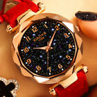 Fashion Women Watches 2019 Starry Sky Dial Luxury Women Quartz Wrist Watches  image