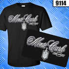 MONTE CARLO CHEVROLET VINTAGE LOWRIDER T-SHIRT  9114 image