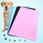 Silicone Pet Feeding Mat Non Slip Pet Food Placemat for Dog Cat Bowls 47x30cm